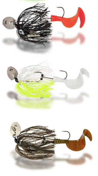 Quantum Pike Chatter 5/0 - 9g/24g