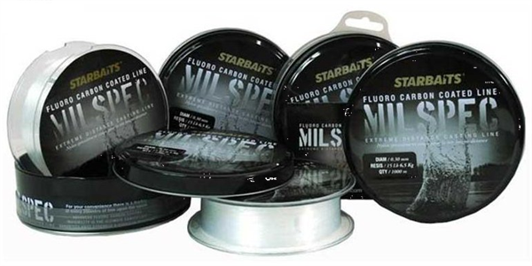 Starbaits Milspec Line 0,28mm/1000m