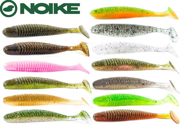 """Noike Wobble Shad 4"""" / 10,2cm"""