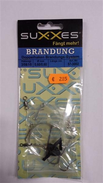 Suxxes Brandung Doppelhaken Barandungs-System