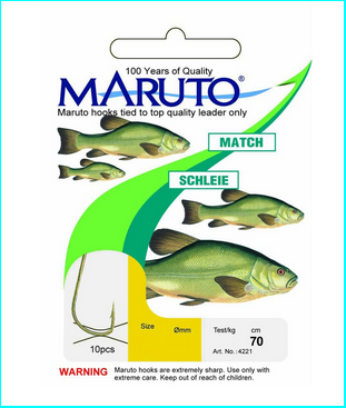 Maruto Haken Match Schleie