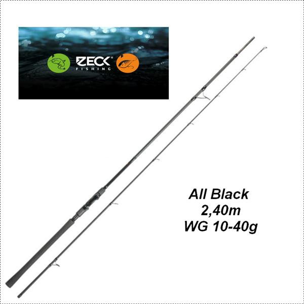 Zeck All Black 240/40