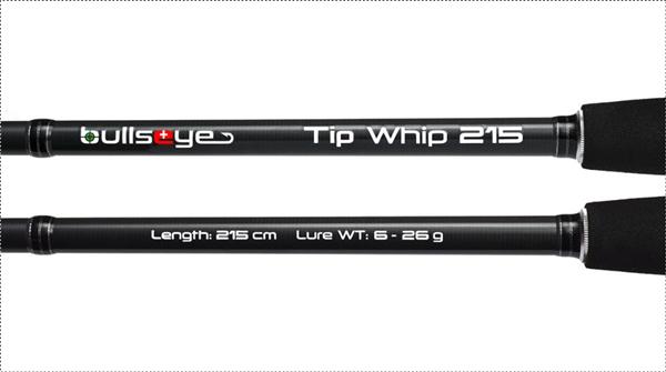 Bullseye Tip Whip 215 6-26g