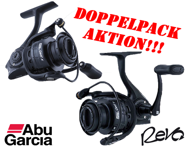 Abu Garcia Revo2X40 Doppelpack (2 Stück)