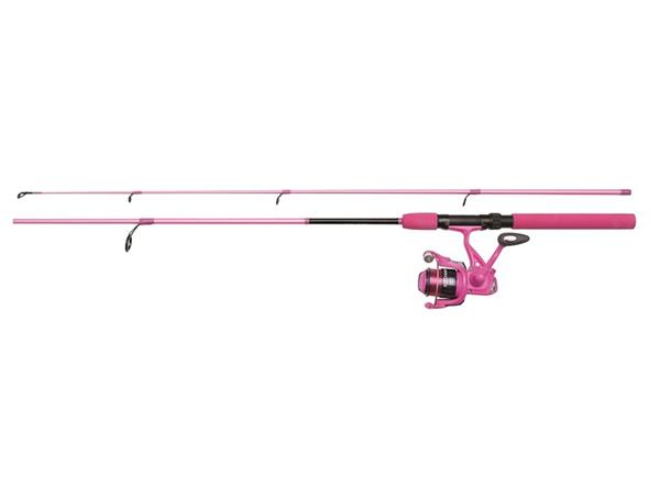 Kinetic Kids Fishing Spin Combo 1,70m - 4-20g - Kinderangel (blau oder pink)