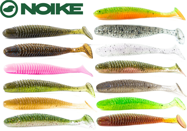 "Noike Wobble Shad 3"" / 76mm"