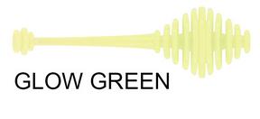 Herakles Ringo Tail 50mm Glow Green Cheese