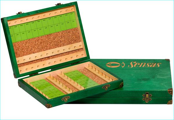 Sensas Hook Lenght Box LUXE 26x19cm
