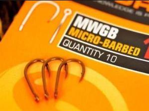 Guru MWGB Micro-Barbed Öhrhaken 10 Stück