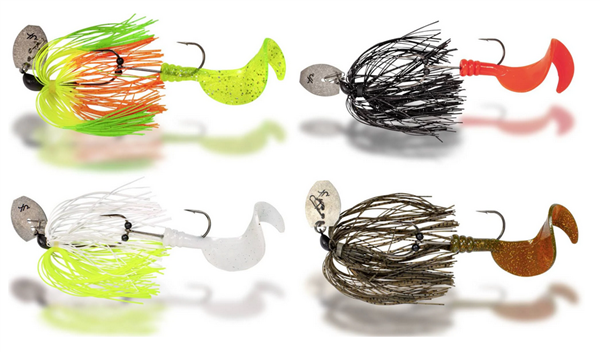 Quantum Pike Chatter 5/0 - 16g/30g