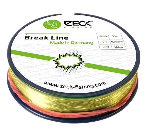 Zeck Break Line 0,35 / 9kg / 100m