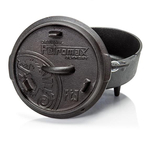Petromax Feuertopf ft3 (1,8L) zwei Versionen