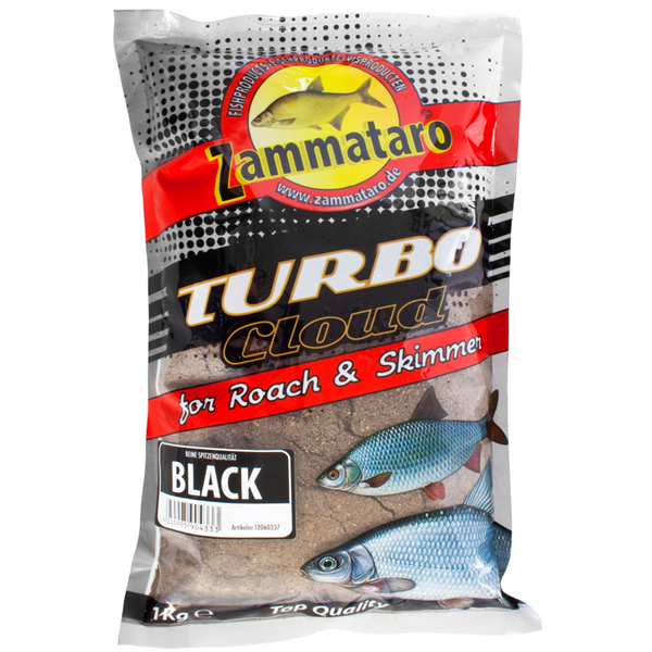 Zammataro Turbo Cloud Black 1kg