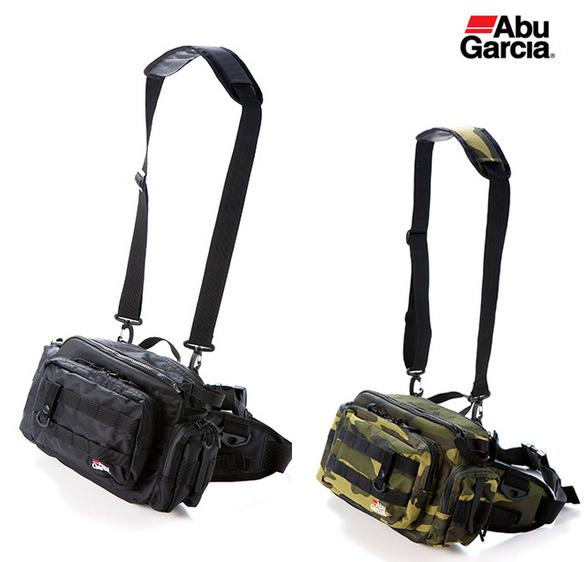 Abu Garcia Japan Hip Bag Large Camo & Black