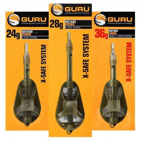 Guru Method Feeder 45g X-Safe System