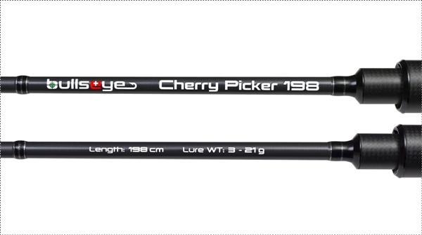 Bullseye Cherry Picker 198 Cast 3-21g