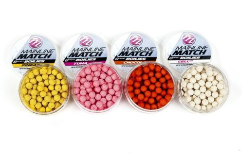 Mainline Match 8mm Boilies