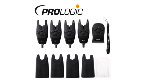 Prologic BAT+ Bite Alarm Set 3+1 AKTION