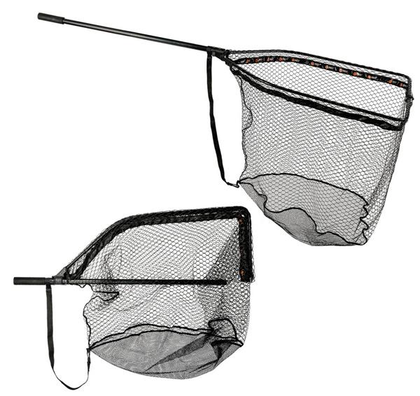 Zeck Folding Rubber Tele Net
