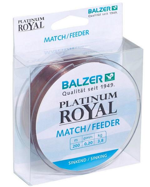 Balzer Platinum Royal Match/Feeder 200m