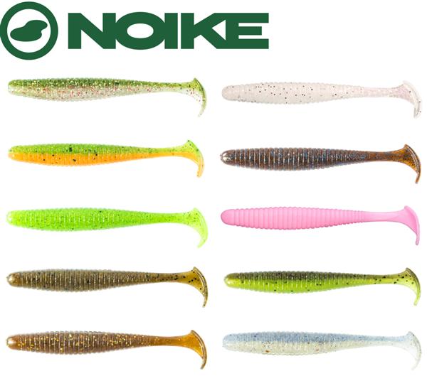 "Noike Smokin' Swimmer 4"" / 10,2cm"