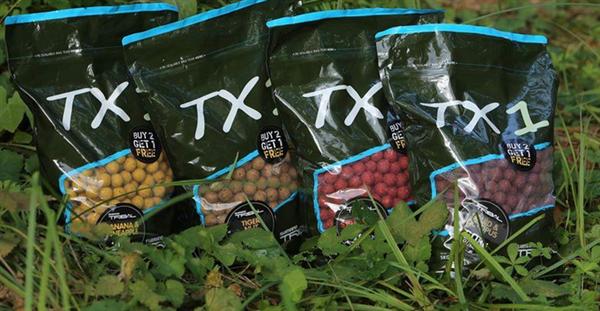 Shimano Tribal TX1 Boilies 20mm (4 Versionen)