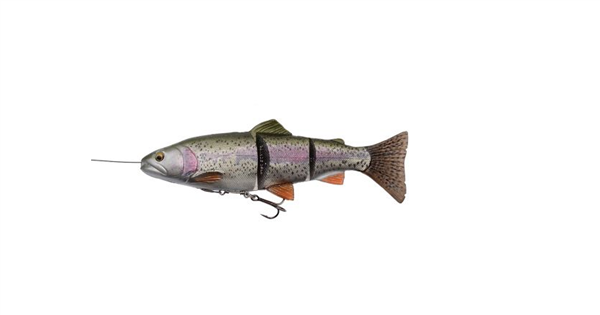 Savage Gear 4D Line Thru Trout 15cm Rainbow