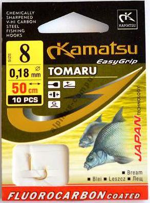 Kamatsu Haken Tomaru Brassen Fluorocarbon 50cm