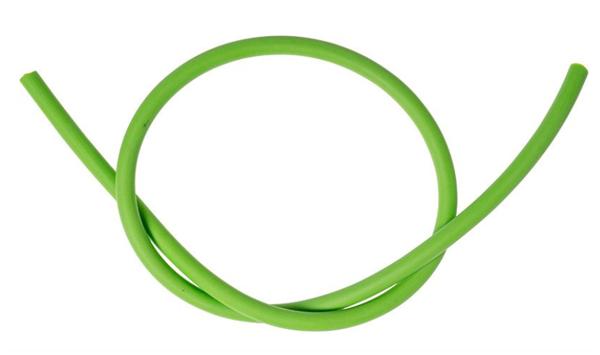 Zeck Treble Hook Tube 8mm grün