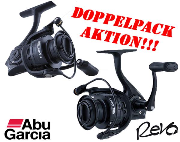 Abu Garcia Revo2X20 Doppelpack (2 Stück)