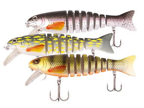 DAM EFFZETT Viper Swimbait 165mm / 55g / 0 - 3m