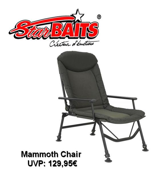 Starbaits Mammoth Chair