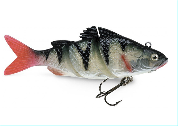 Storm Live Kick`in Perch 10cm 16g