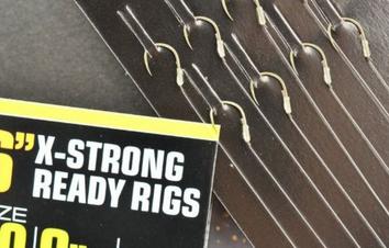 "Guru XS Carp Pole Rigs 6"" X-Strong Barbless"