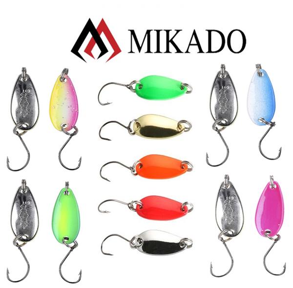 Mikado Trout Ice Spoon 1,5g