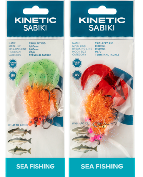 Kinetic Trollfly Rig