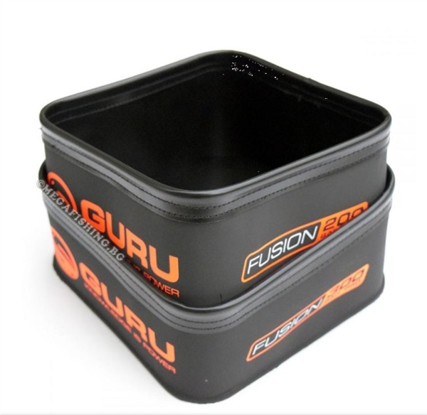 Guru Fusion 300 Bait Pro EVA Storage System 200 + 300 Köderbehälter aus EVA