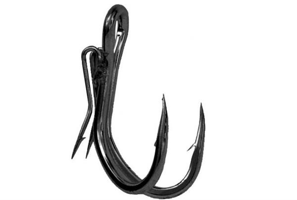 Black Cat Ghost Hook Double 3/0 5Stk.
