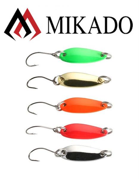 Mikado Trout Ice Spoon 2,5g