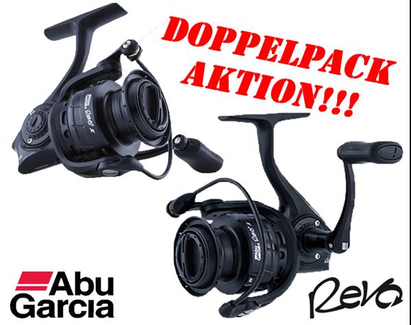 Abu Garcia Revo2X30 Doppelpack (2 Stück)