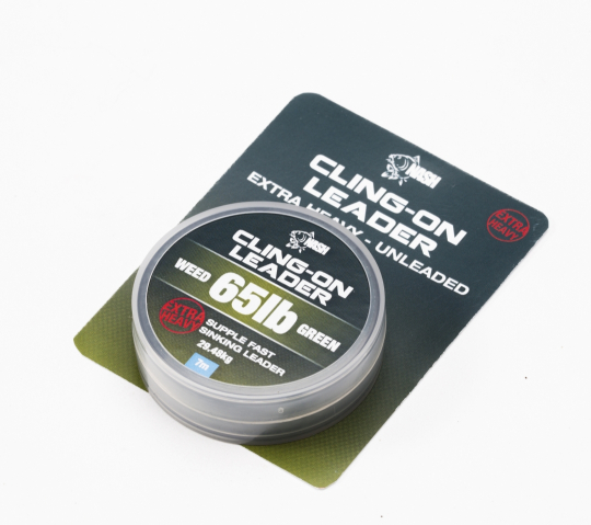Nash Cling-On Leader Weed Green