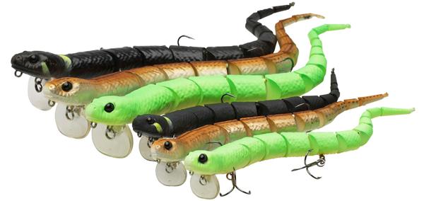 Savage Gear 3D Snake 20/30cm